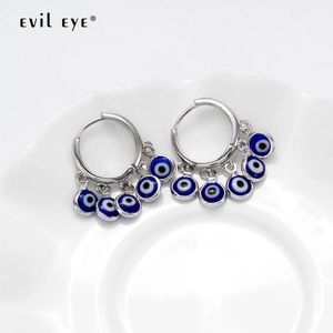Last one 🎉Evil eye earrings